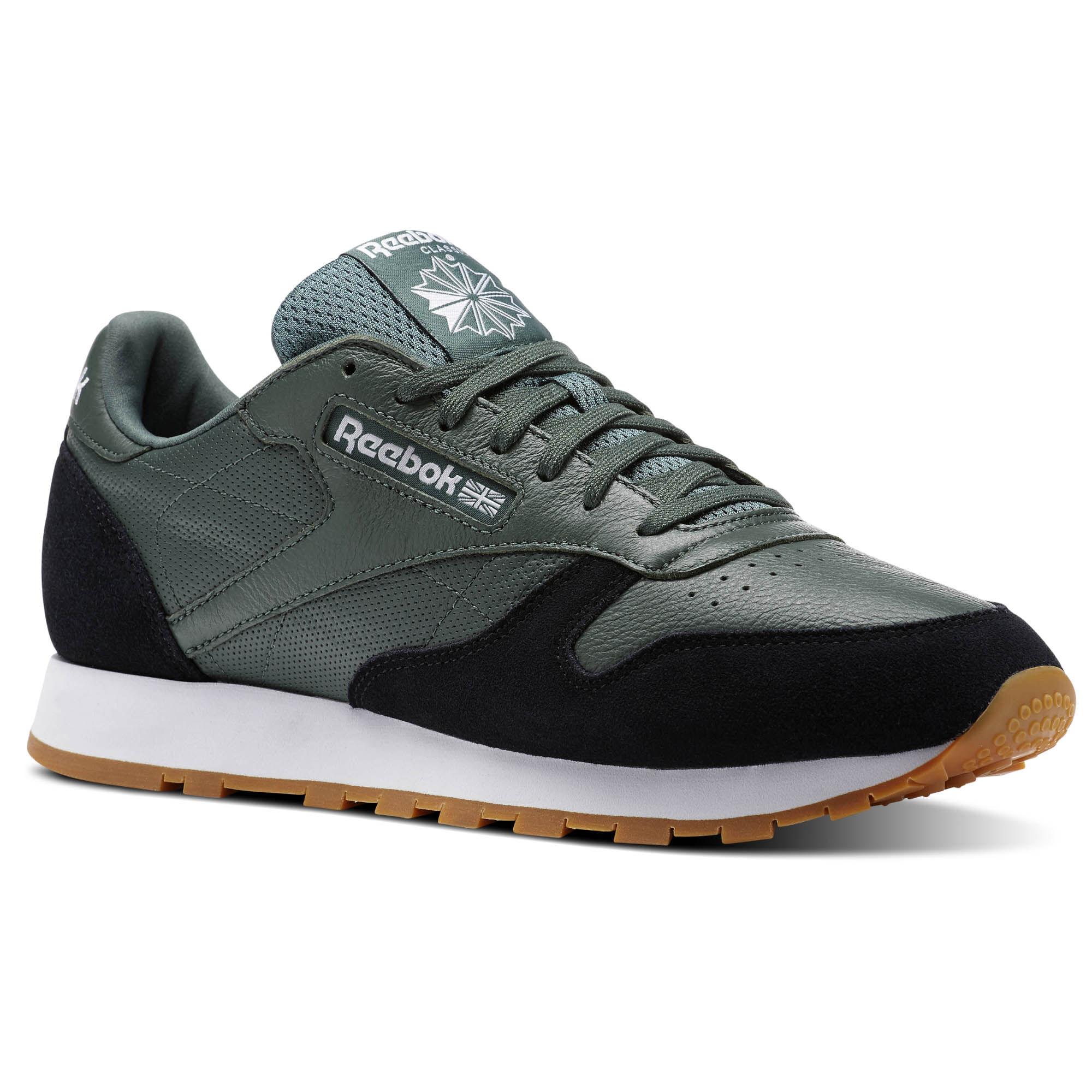 CLASSIC LEATHER RIPPLE SM - Sneaker low - collegiate navy/acid blue/chalk JlwvXWN9BI