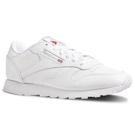 e9374196ee8f2b Reebok Classic Leather - Primary School - White