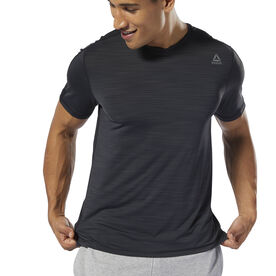 Camiseta GS Training Speedwick - Gris Reebok  007b12a6167b1