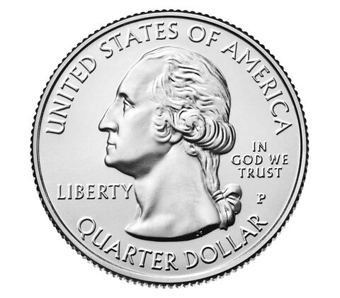 America the Beautiful Quarters 100-Coin Bag Enrollment,  image 2