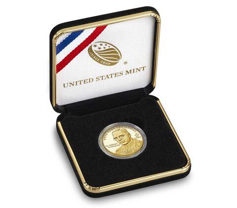 Boys Town Centennial 2017 Proof $5 Gold Coin,  image 4