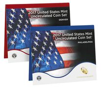 Uncirculated Coin Set 2017