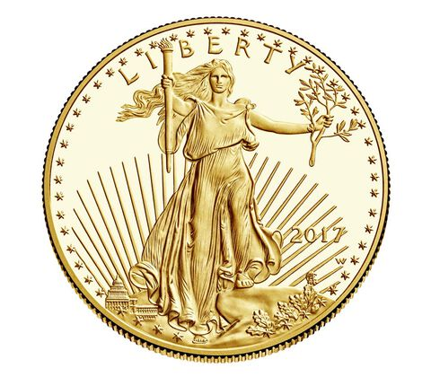 American Eagle 2017 One Ounce Gold Proof Coin