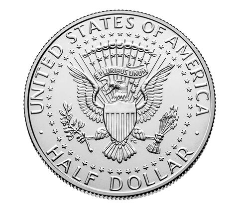 Kennedy Half Dollar Two-Roll Set Enrollment,  image 2