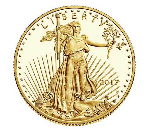 American Eagle 2017 One-Half Ounce Gold Proof Coin