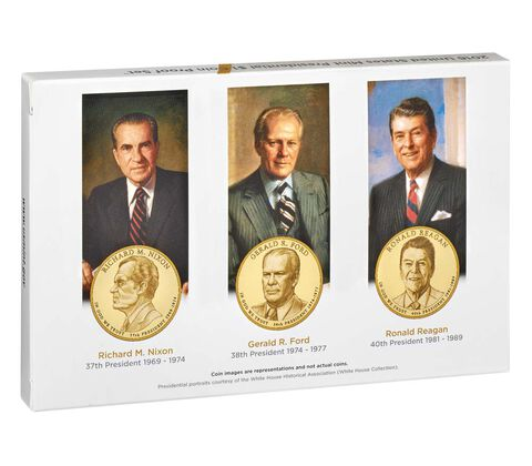 Presidential $1 Coin Proof Set Enrollment,  image 3