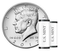 Kennedy Half Dollar Two-Roll Set Enrollment