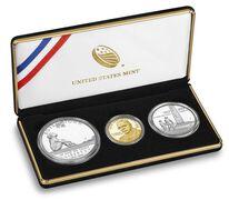 Boys Town Centennial 2017 Three-Coin Proof Set