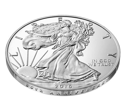 American Eagle Silver One Ounce Proof Coin Enrollment,  image 3