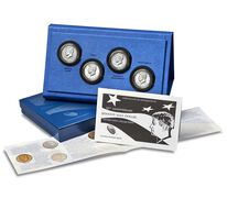 50th Anniversary Kennedy 2014 Half-Dollar Silver Coin Collection