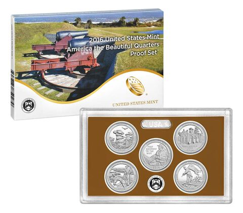 America the Beautiful Quarters Proof Set Enrollment,  image 2