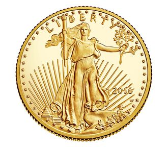 American Eagle 2016 One-Quarter Ounce Gold Proof Coin