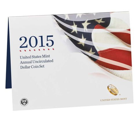 Annual Uncirculated Dollar Coin Set Enrollment,  image 1