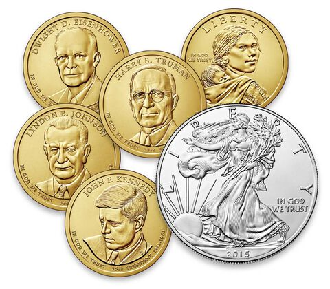 Annual Uncirculated Dollar Coin Set Enrollment,  image 3