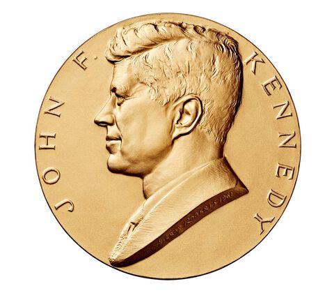 John F. Kennedy Bronze Medal 3 Inch