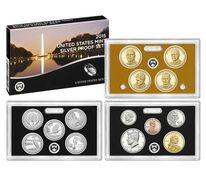 Silver Proof Set 2015