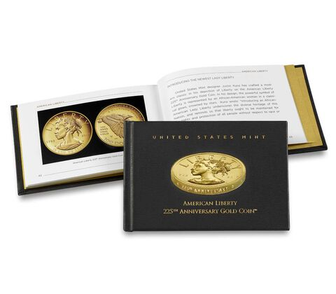 American Liberty 225th Anniversary Gold Coin,  image 5