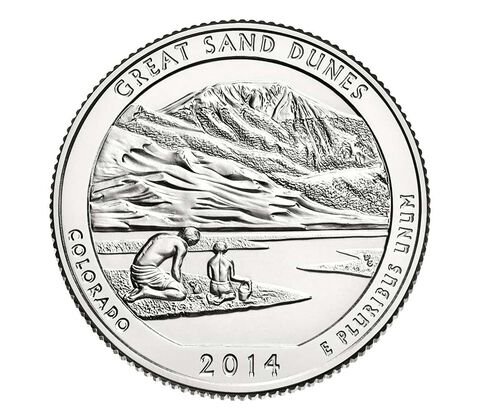 Great Sand Dunes National Park 2014 Rolls and Bags,  image 3