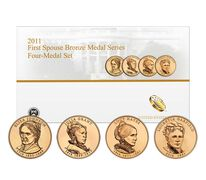 First Spouse 2011 Bronze Medal Series