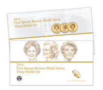 First Spouse 2016 Bronze Medal Series