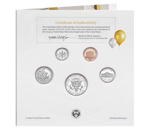 Happy Birthday Coin Set 2017,  image 3