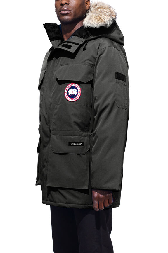 canada goose expedition parka review men