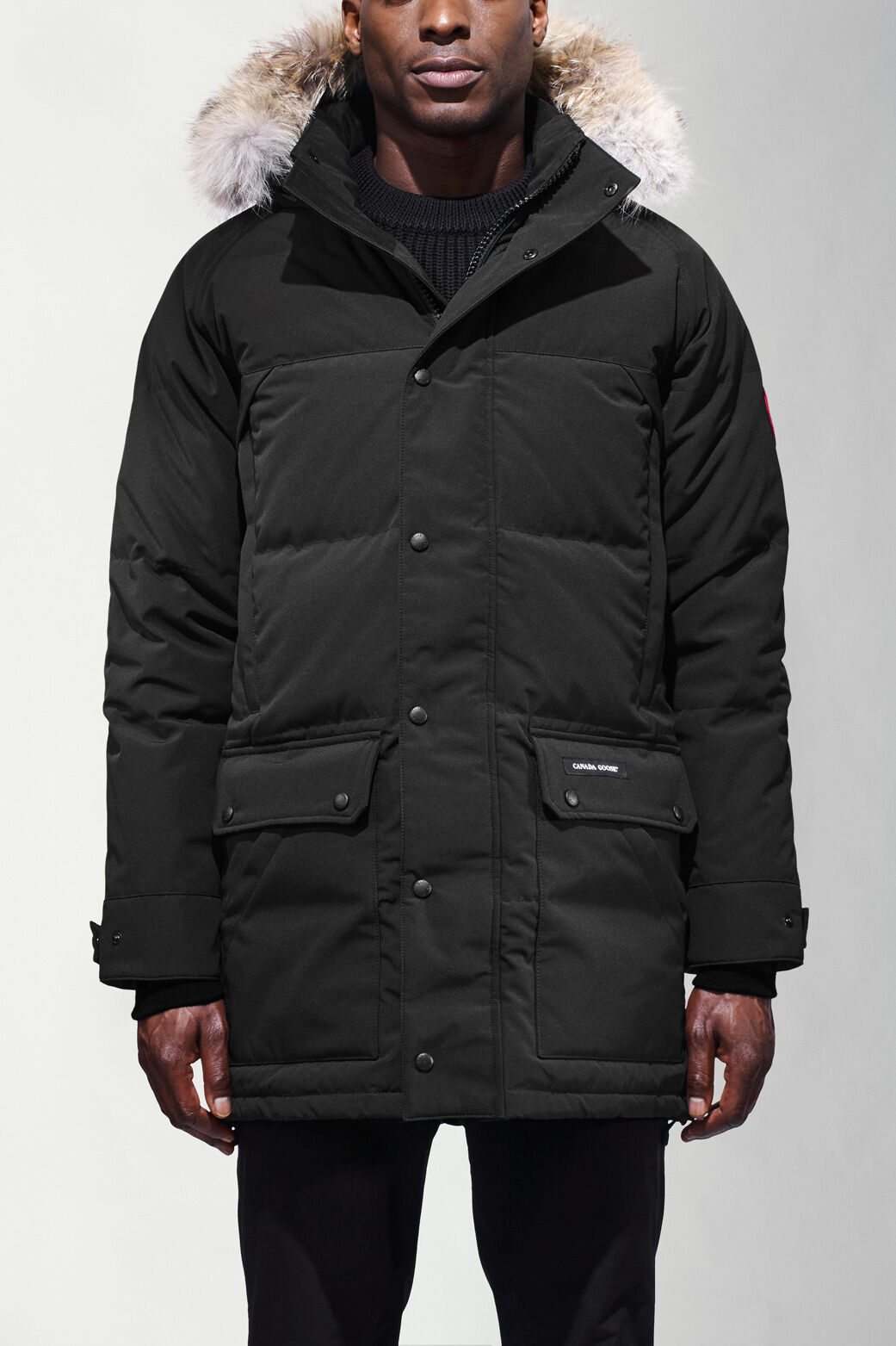 mens canada goose parka. Black Bedroom Furniture Sets. Home Design Ideas