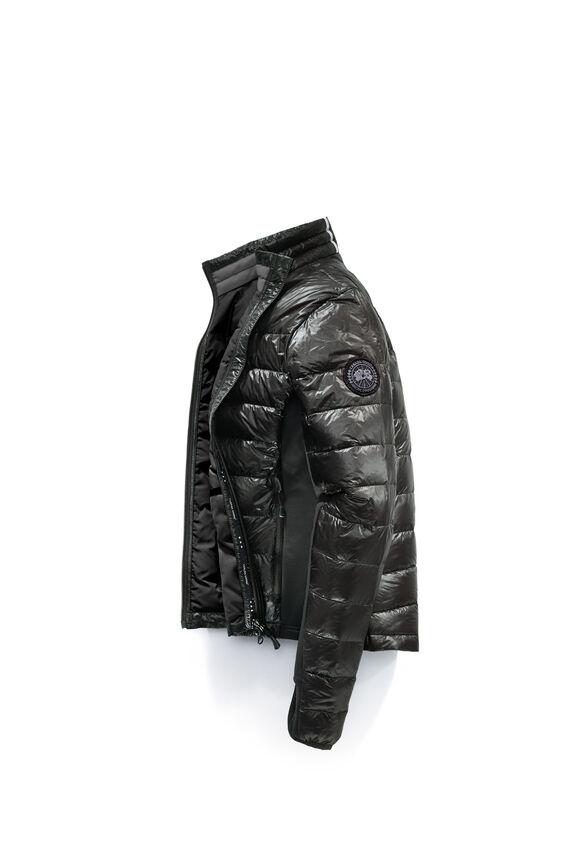 Canada Goose' Black Hybridge Lite Jacket
