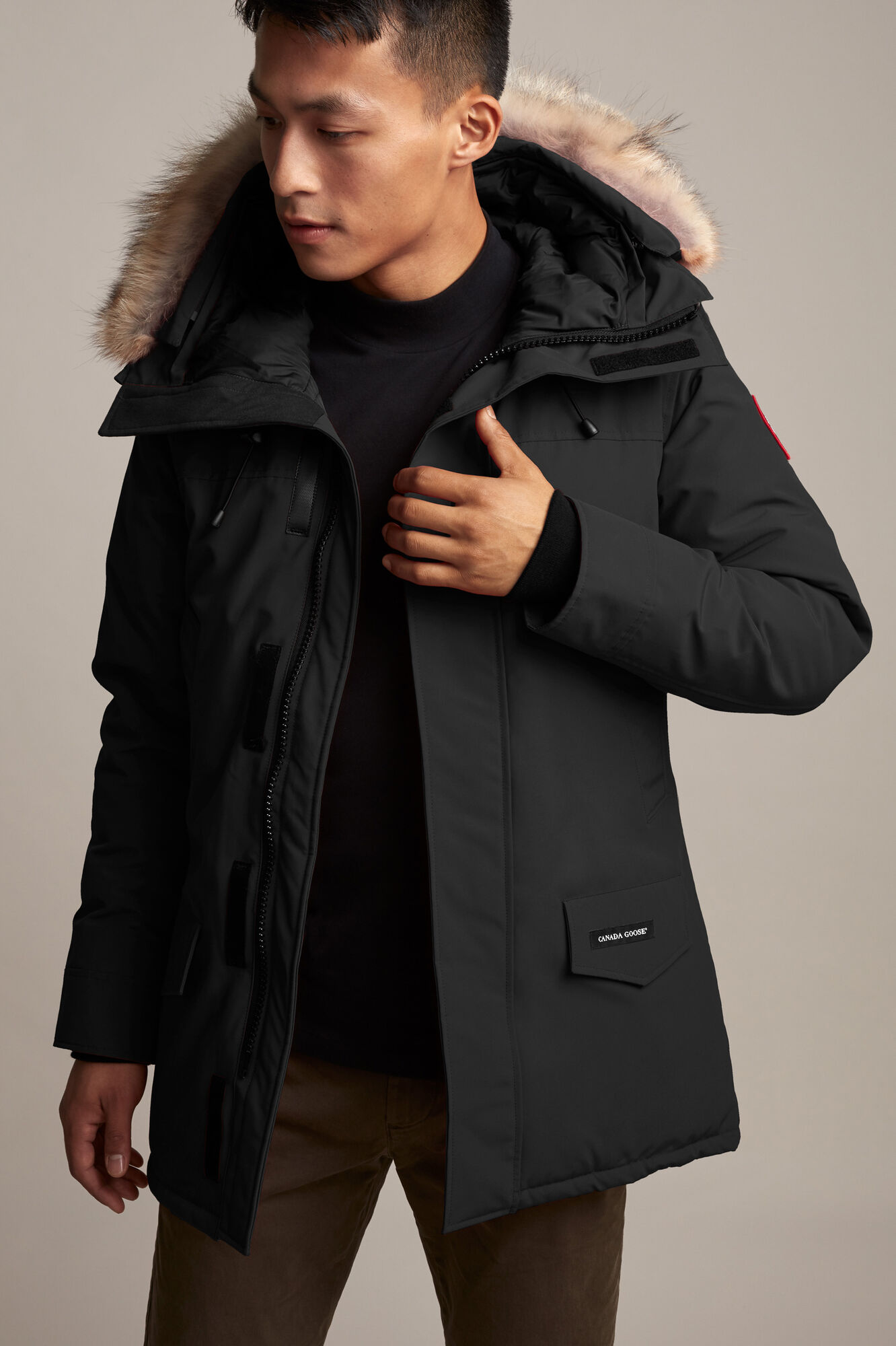 Canada Goose down outlet official - Langford Parka | Canada Goose?