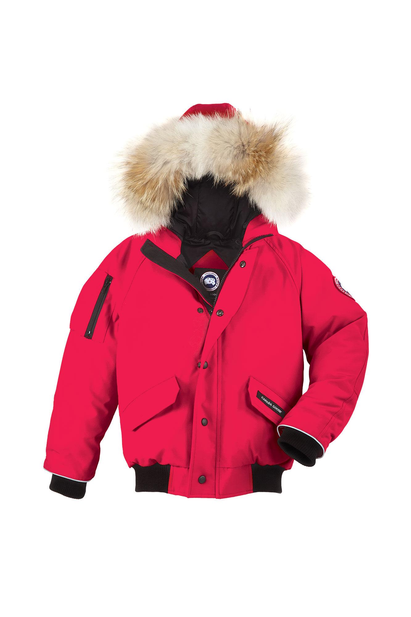 Canada Goose kids sale authentic - Rundle Bomber | Canada Goose?