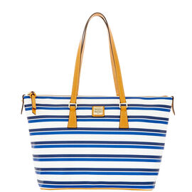 Zip Top Shopper