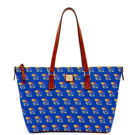 Kansas Zip Top Shopper