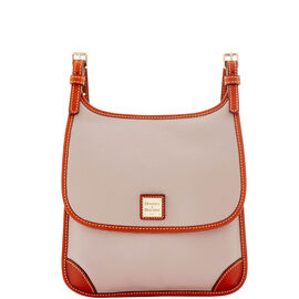Saddle Crossbody