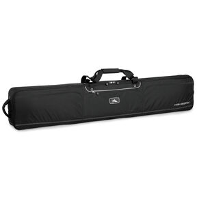 High Sierra Wheeled Double Ski/Snowboard Bag in the color Black/Black.