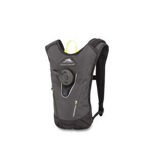 High Sierra Tokopah 1.5L Hydration Pack in the color Raven/Black/Zest.