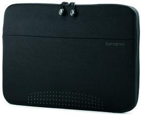 "Samsonite Aramon NXT 13"" Macbook Sleeve in the color Aramon Black."