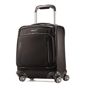 Samsonite Silhouette XV Spinner Boarding Bag in the color Black.