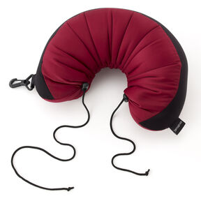 Samsonite CAN Accessories Microbead Neck Pillow in the color Wineberry.