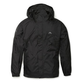 High Sierra Easy Trek Men's Jacket in the color Black.