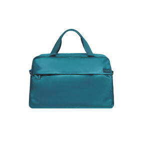 Lipault City Plume Duffle Bag in the color Duck Blue.