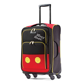 "American Tourister Disney Mickey Mouse 19"" Spinner in the color Mickey Mouse Pants."