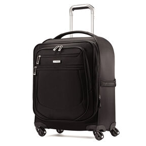 "Samsonite Mightlight 2 19"" Spinner in the color Black."