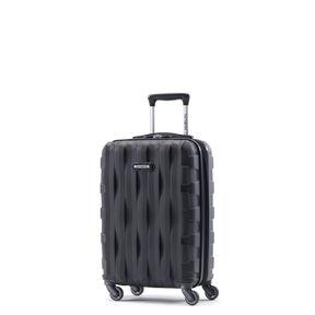 Samsonite Prestige 3D Spinner Carry-On in the color Black.