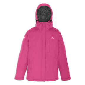 High Sierra Women's Alta Interchange Jacket in the color Razzmatazz.