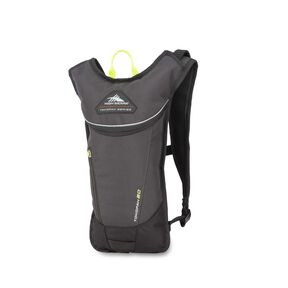 High Sierra Tokopah 2L Hydration Pack in the color Raven/Black/Zest.