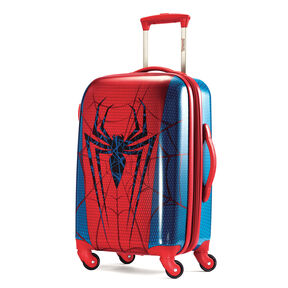 "American Tourister Marvel All Ages 20"" Spinner in the color Spiderman."