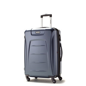 Samsonite Winfield 3 Spinner Medium in the color Blue Slate.