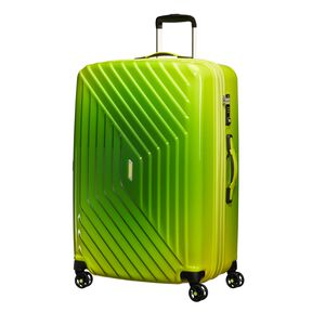 American Tourister Air Force 1 Spinner Large in the color Gradient Yellow.
