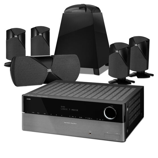 Home Theater 1500 5 1 Channel Surround Sound Home