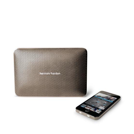 esquire 2 enceinte bluetooth portable haut de gamme. Black Bedroom Furniture Sets. Home Design Ideas